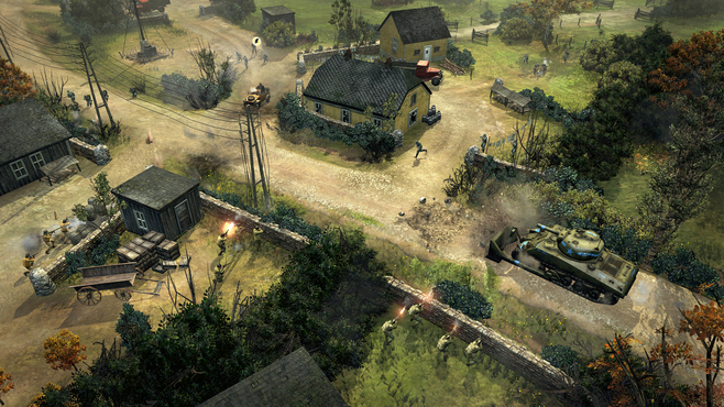 Company of Heroes 2 - The Western Front Armies Screenshot 11