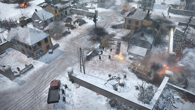 Company of Heroes 2 - The Western Front Armies Screenshot 12