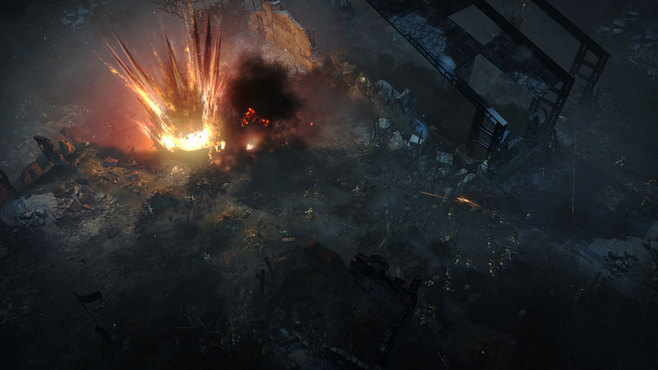 Company of Heroes 2 - Victory at Stalingrad Mission Pack Screenshot 2
