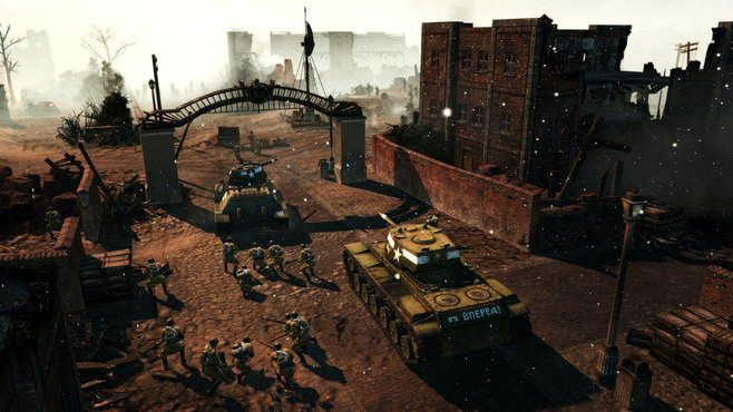 Company of Heroes 2 - Victory at Stalingrad Mission Pack Screenshot 3