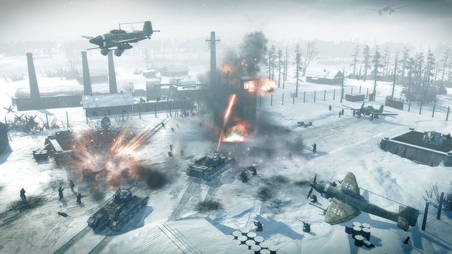 Company of Heroes 2 - Victory at Stalingrad Mission Pack Screenshot 4