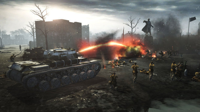 Company of Heroes 2 - Victory at Stalingrad Mission Pack Screenshot 5