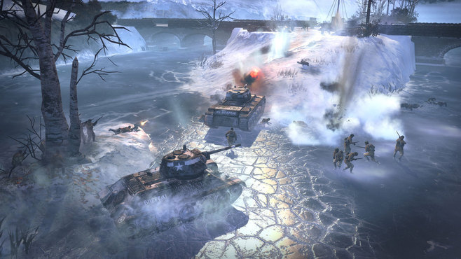 Company of Heroes 2 - Victory at Stalingrad Mission Pack Screenshot 7