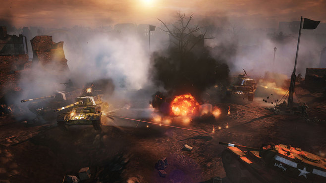 Company of Heroes 2 - Victory at Stalingrad Mission Pack Screenshot 10