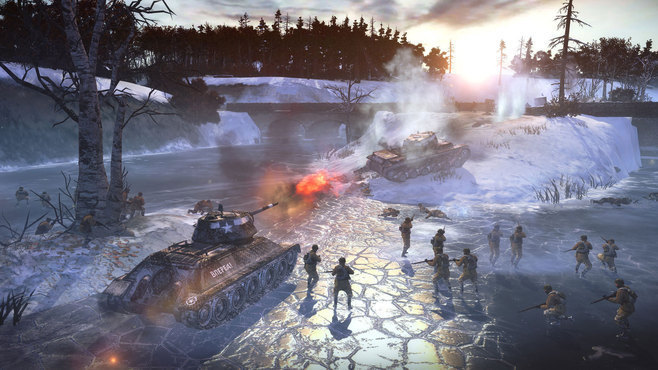 Company of Heroes 2 - Victory at Stalingrad Mission Pack Screenshot 11