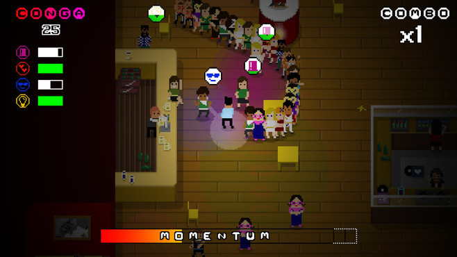 Conga Master Screenshot 7