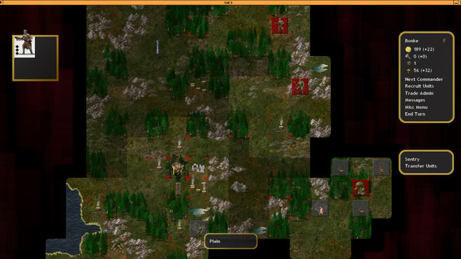 Conquest of Elysium 3 Screenshot 6