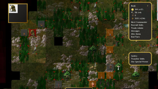 Conquest of Elysium 3 Screenshot 7