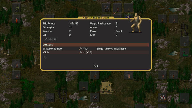 Conquest of Elysium 3 Screenshot 8