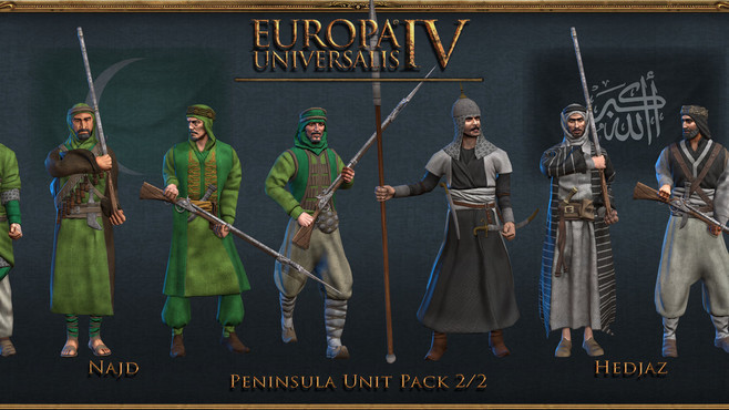 Europa Universalis IV: Cradle of Civilization - Content Pack Screenshot 1