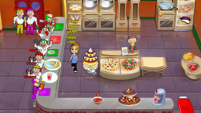 Cooking Dash Screenshot 3