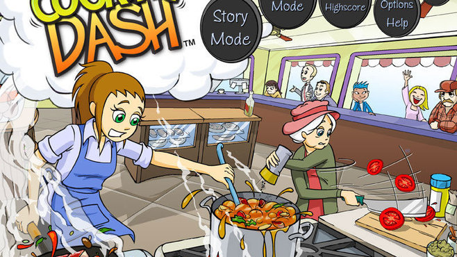 Cooking Dash Screenshot 5