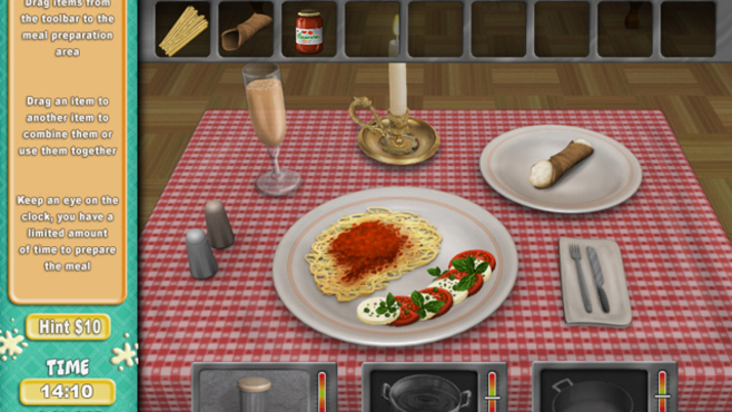 Cooking Quest Screenshot 1