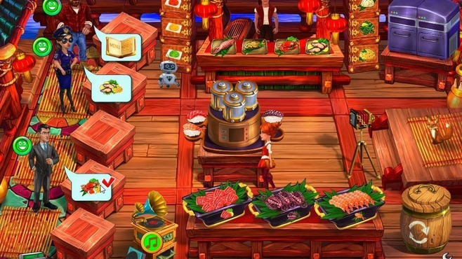 Cooking Trip Collector's Edition Screenshot 2