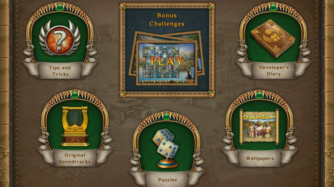 Cradle Of Egypt Collector's Edition Screenshot 4