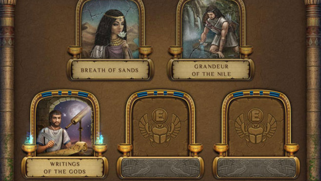 Cradle Of Egypt Collector's Edition Screenshot 7
