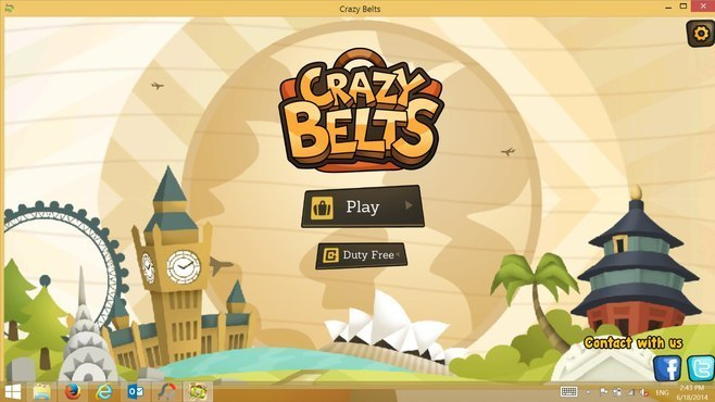 Crazy Belts Screenshot 2