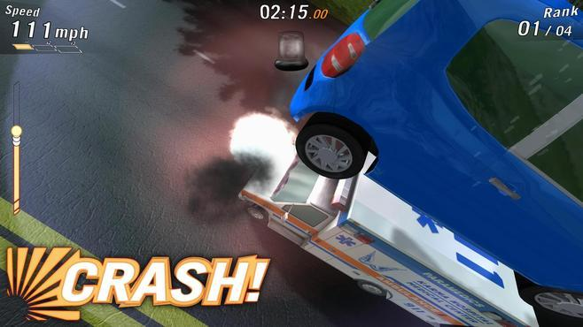 Crazy Cars Screenshot 3