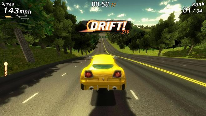 Crazy Cars Screenshot 6