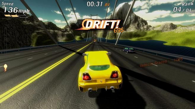 Crazy Cars Screenshot 7