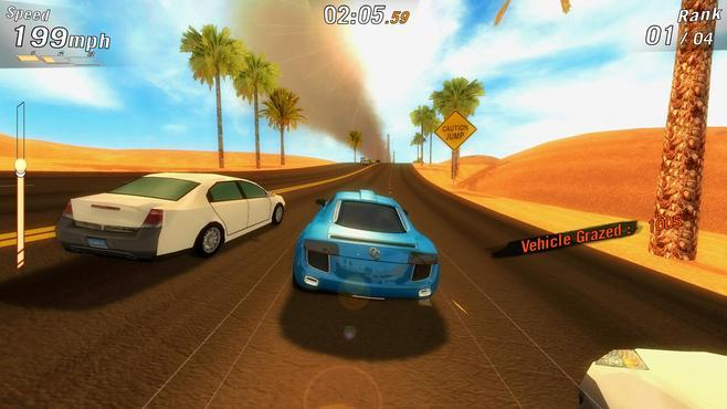 Crazy Cars Screenshot 8