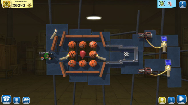 Crazy Machines Golden Gears Screenshot 4