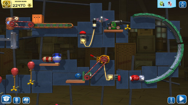 Crazy Machines Golden Gears Screenshot 11
