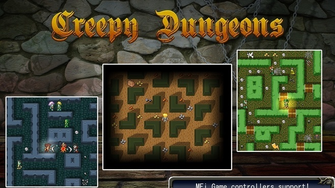 Creepy Dungeons Screenshot 5