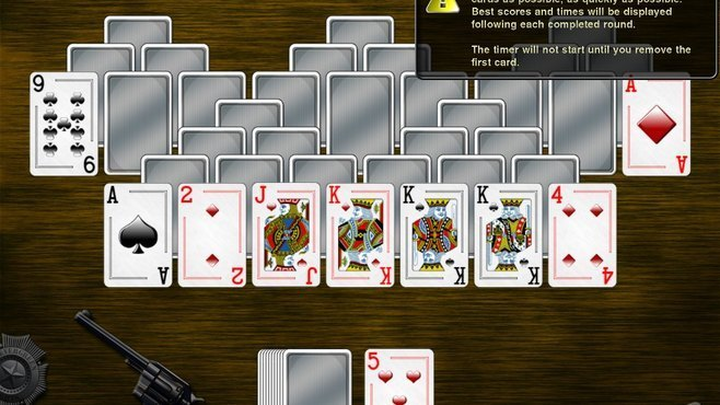 Crime Solitaire 2: The Smoking Gun Screenshot 9