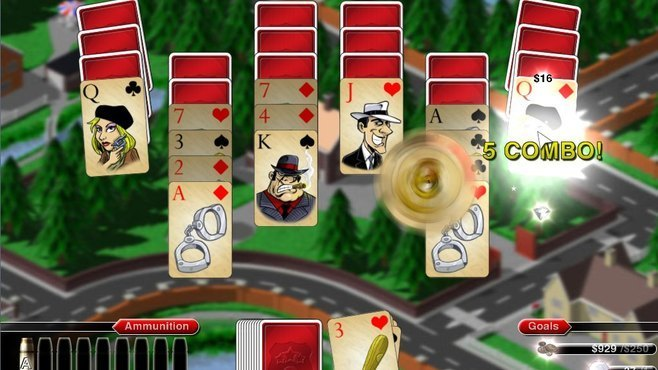 Crime Solitaire 2: The Smoking Gun Screenshot 7