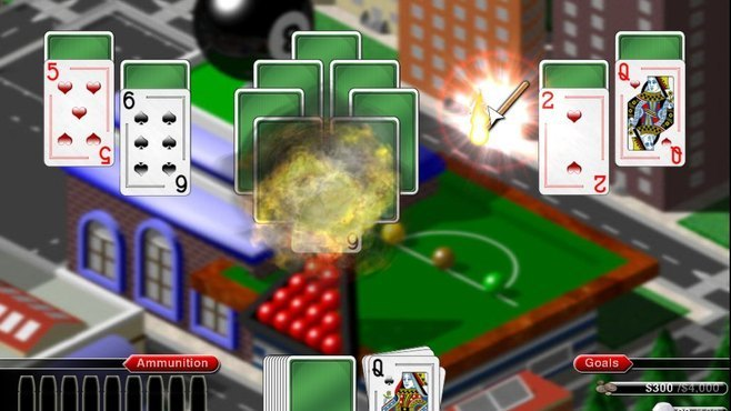 Crime Solitaire 2: The Smoking Gun Screenshot 4