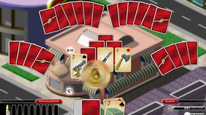 Crime Solitaire 2: The Smoking Gun Screenshot 3