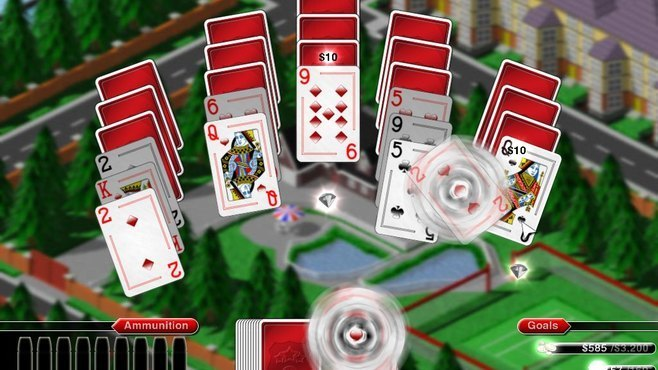 Crime Solitaire 2: The Smoking Gun Screenshot 1