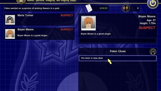 Crime Solitaire Screenshot 6