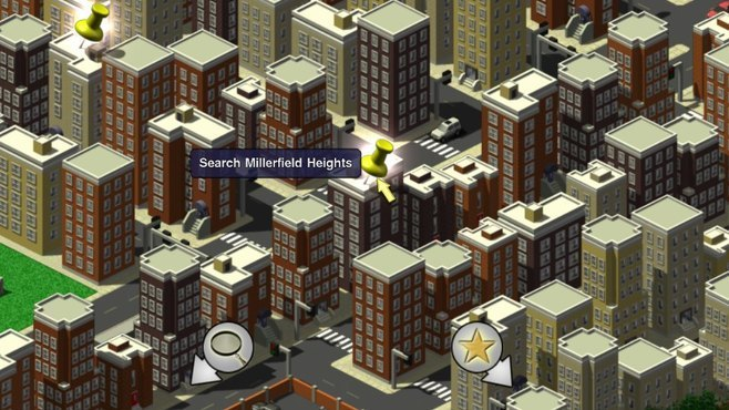 Crime Solitaire Screenshot 3