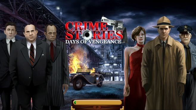 Crime Stories - Days of Vengeance Screenshot 1