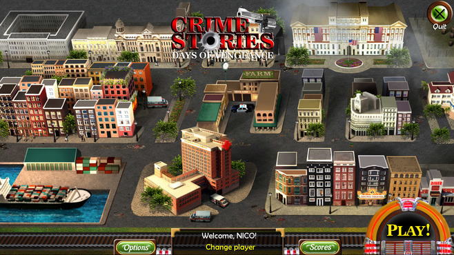Crime Stories - Days of Vengeance Screenshot 2