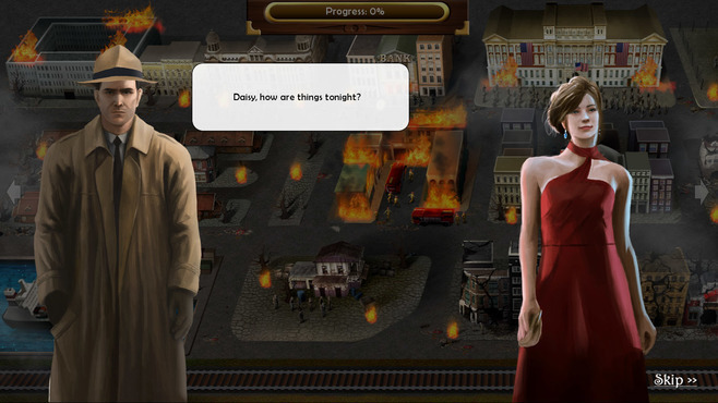 Crime Stories - Days of Vengeance Screenshot 4