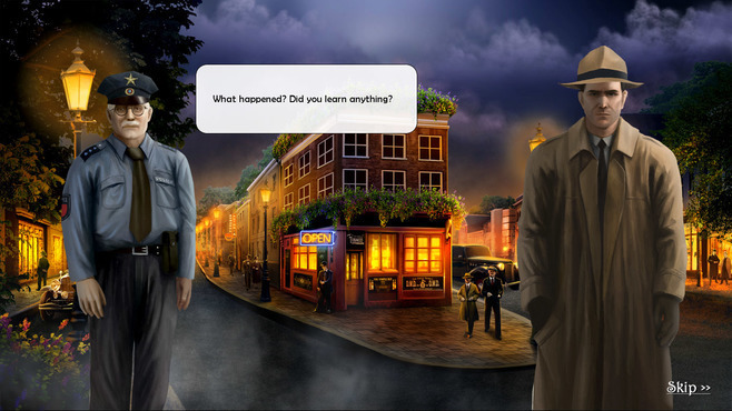 Crime Stories - Days of Vengeance Screenshot 7