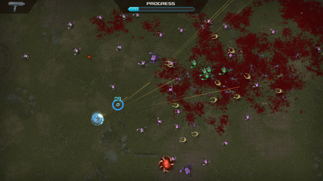Crimsonland Screenshot 5