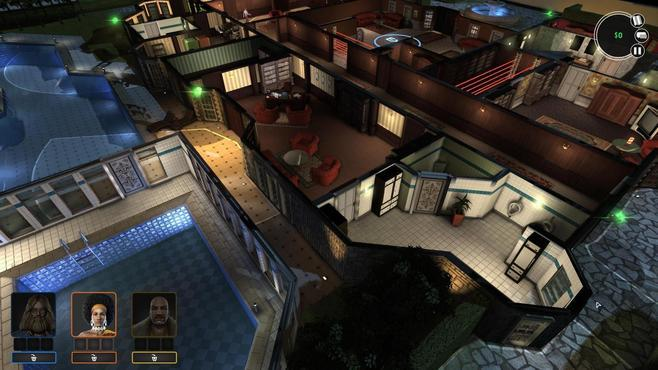 Crookz – The Big Heist Screenshot 3
