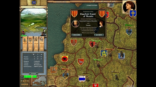 Crusader Kings Complete Screenshot 3