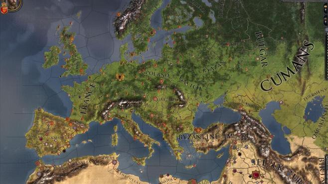 Crusader Kings II Screenshot 1