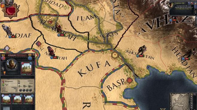 Crusader Kings II Screenshot 2