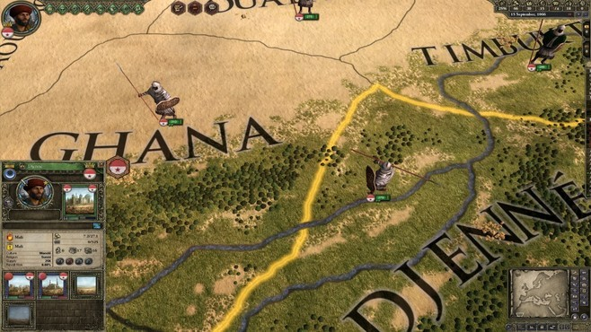 Crusader Kings II: African Unit Pack Screenshot 5