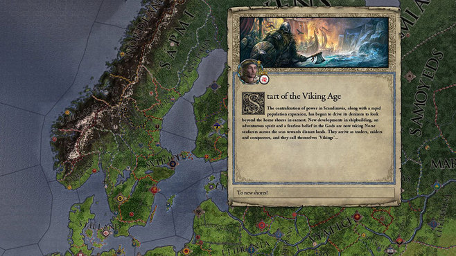 Crusader Kings II: Charlemagne Screenshot 2