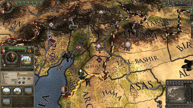 Crusader Kings II: Charlemagne Screenshot 5