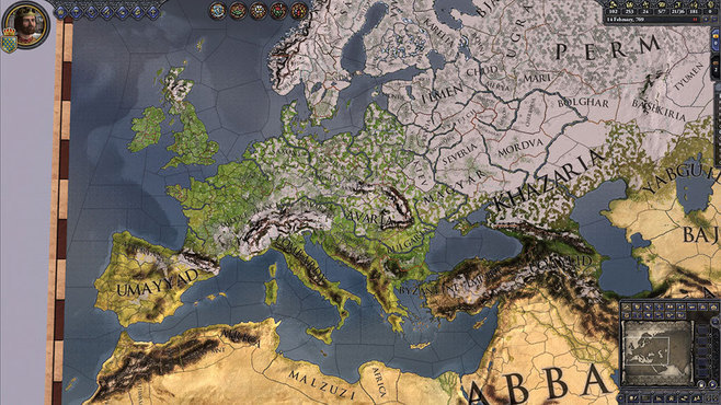 Crusader Kings II: Charlemagne Screenshot 7