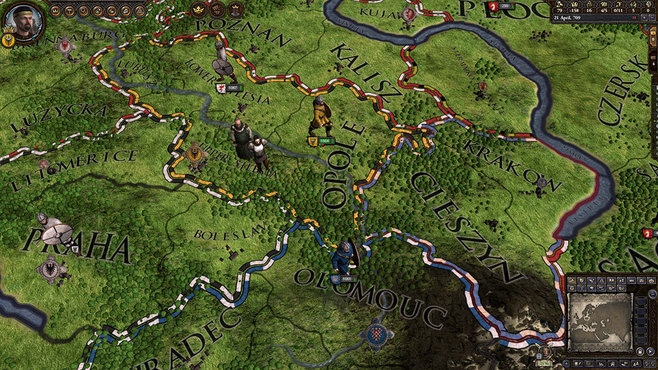 Crusader Kings II: Charlemagne Screenshot 8