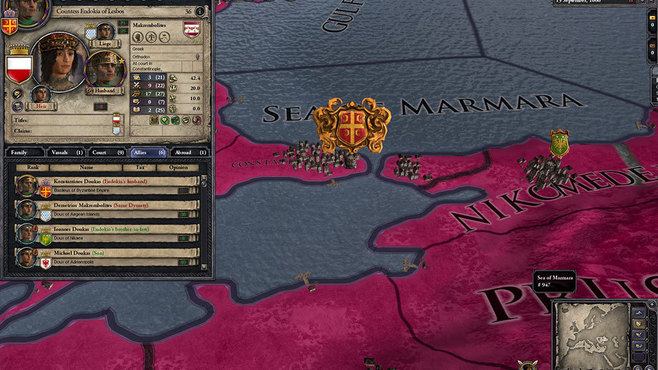 Crusader Kings II Collection Screenshot 1